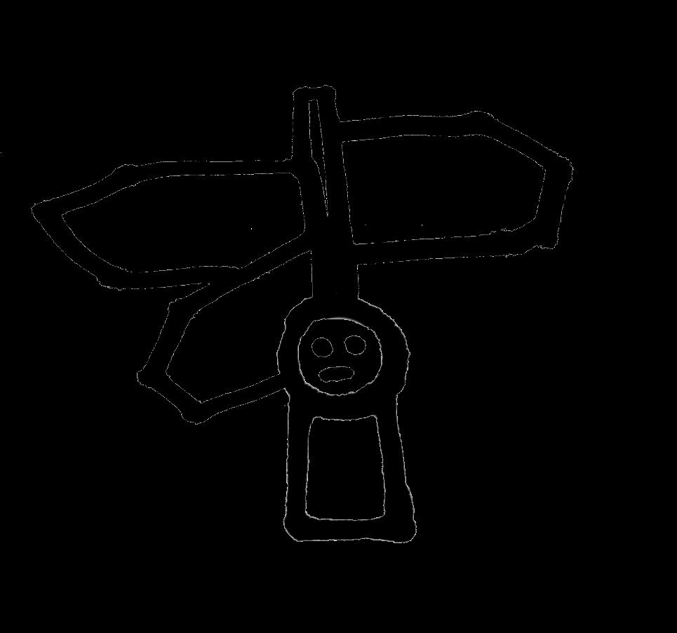 Hupke- richtingwijzer