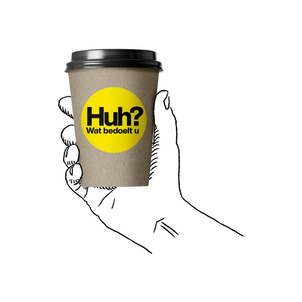 Koffiebeker papier